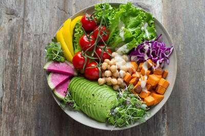 Supplements To Improve Running Endurance - balanced diet