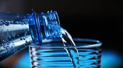 The Best Energy Drink Before Running and Recovery Drink For After Running - bottled water