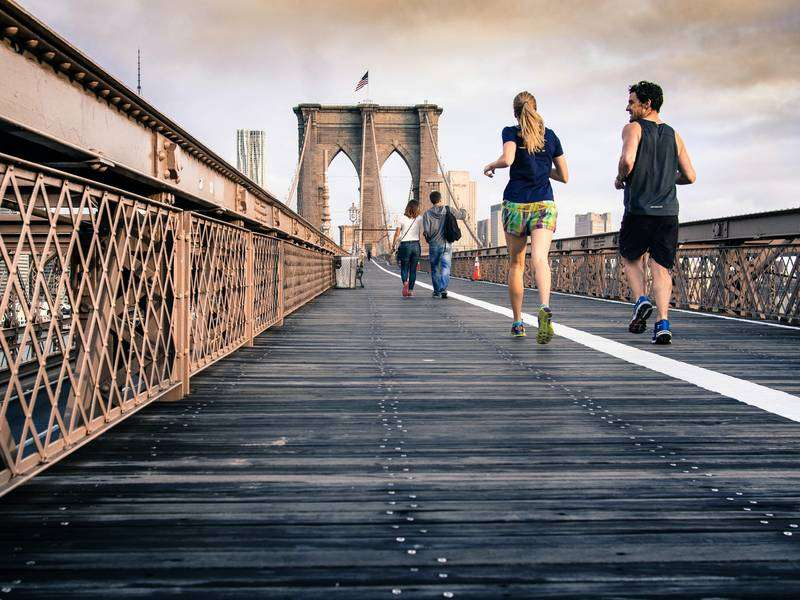 Should I join a running club - friends running