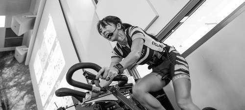 Stationary Bike Cross Training for Runners - Instructor