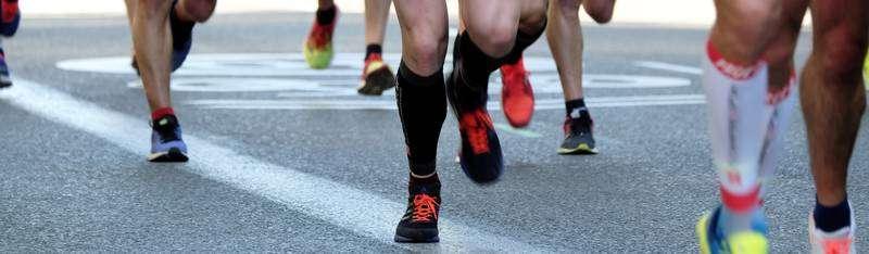 running socks that prevent blisters