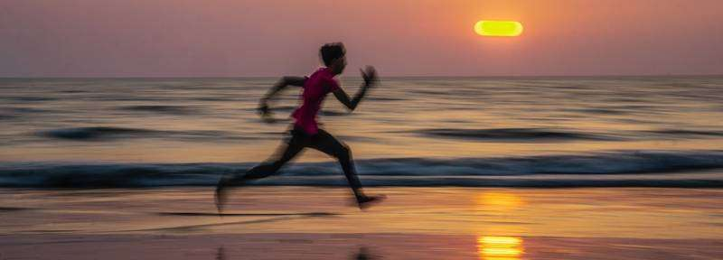 Fartlek Training for Beginners - Sprinter