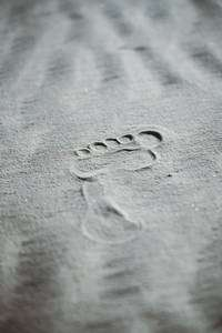 Good Running Shoes For New Runners - footprint